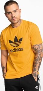 T-shirt Adidas z krótkim rękawem w sportowym stylu