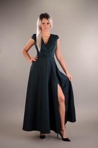 6967a36449 sukienki wieczorowe dla ciężarnych - stylowo i modnie z Allani