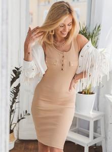 Sukienka SELFIEROOM mini z bawełny dopasowana
