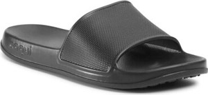 Czarne buty dziecięce letnie Coqui