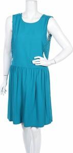 Niebieska sukienka Comptoir Des Cotonniers mini