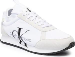 Buty sportowe Calvin Klein sznurowane