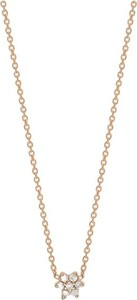 Ginette Ny Diamond Mini Star Necklace