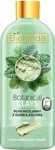 Bielenda, Botanical Clays Zielona Glinka, płyn micelarny do twarzy, 500 ml