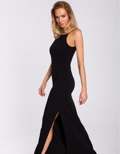 Sukienka MOE na ramiączkach maxi