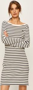 Sukienka Lacoste z bawełny mini