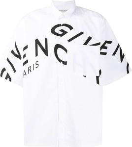 Koszula Givenchy w młodzieżowym stylu z bawełny z klasycznym kołnierzykiem