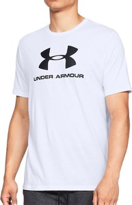 T-shirt Under Armour z bawełny