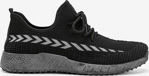 Czarne buty sportowe Gemre.com.pl