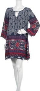 Sukienka L.b.c w stylu casual prosta mini