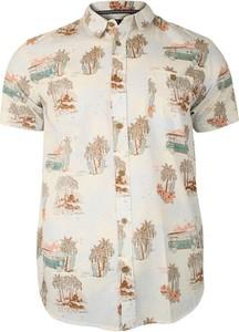 Koszula Brave Soul w młodzieżowym stylu z bawełny