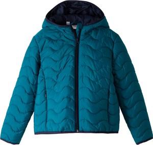 Niebieska kurtka dziecięca bonprix bpc bonprix collection
