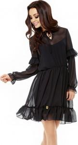 Czarna sukienka Lemoniade mini