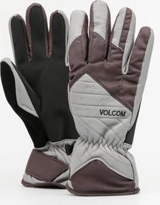 Rękawiczki Volcom ze skóry