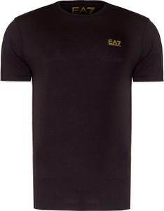 Czarny t-shirt Emporio Armani