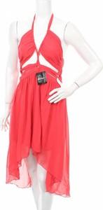 Czerwona sukienka Oneness