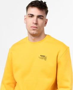 Żółta bluza Guess