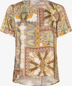 Bluzka Apriori z satyny w stylu casual