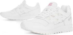 Buty sportowe ASICS sznurowane z płaską podeszwą