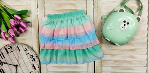 Spódniczka dziewczęca Petit Boutique - Moda Dziecięca