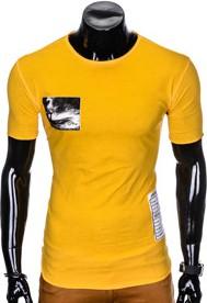 T-shirt Ombre Clothing w młodzieżowym stylu