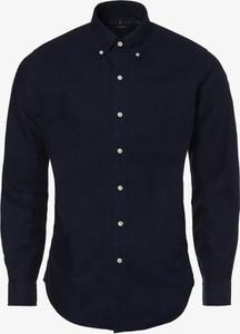 Granatowa koszula POLO RALPH LAUREN z długim rękawem