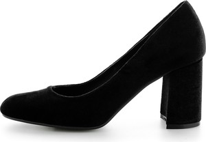 Czarne czółenka prima moda