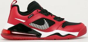 Buty sportowe Jordan z zamszu