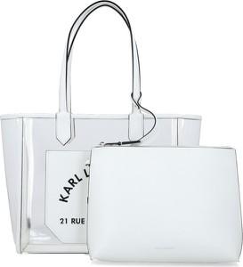 Torebka Karl Lagerfeld na ramię