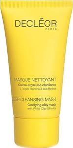 """Decléor Maska oczyszczająca """"Deep Cleansing"""" - 50 ml"""
