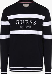 Czarna bluza Guess Jeans