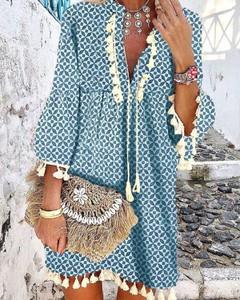 Sukienka Kendallme mini oversize