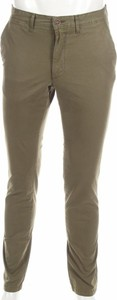 Zielone spodnie Cortefiel