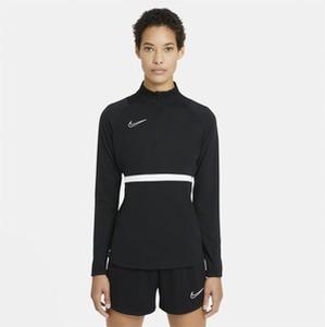 Czarny t-shirt Nike z długim rękawem