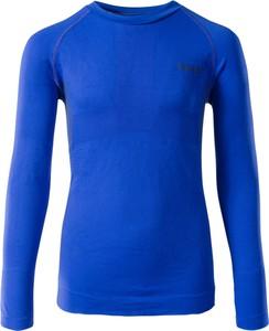 Niebieska bluzka dziecięca Hi-Tec