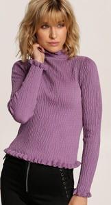 Fioletowy sweter Renee