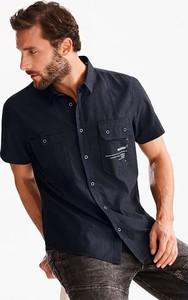 Koszula ANGELO LITRICO z bawełny w stylu casual