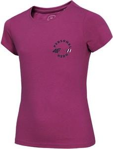 Koszulka dziecięca 4F z tkaniny