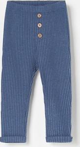 Niebieskie legginsy dziecięce Reserved dla dziewczynek