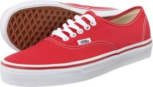 Trampki Vans Authentic RED
