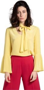 Żółta koszula Michael Kors