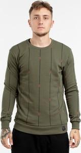 Zielona bluza BREEZY z bawełny