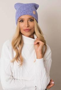 Niebieska czapka Sheandher.pl