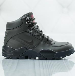 Zielone buty zimowe Nike