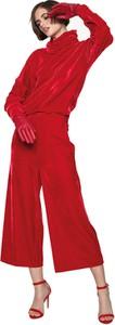 Czerwone spodnie L'AF