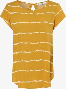 Pomarańczowa bluzka Only