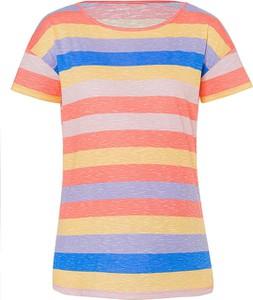 T-shirt Timezone z bawełny