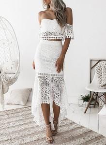 Sukienka Cikelly ołówkowa w stylu boho