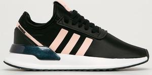 Buty sportowe Adidas Originals z płaską podeszwą ze skóry ekologicznej