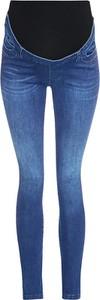 bellybutton Dżinsy ciążowe - Skinny fit - w kolorze niebieskim